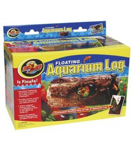 Floating Aquarium Log moyen
