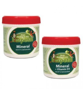 Herpetal Mineral + D3