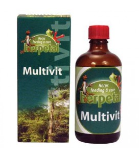 Herpetal Multivit 100ml