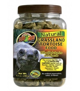 Alimentation pour tortue Terrestre : Herbe 425g