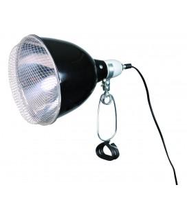 Lampe-pince-réflecteur Dome, diam 21 x 21 cm