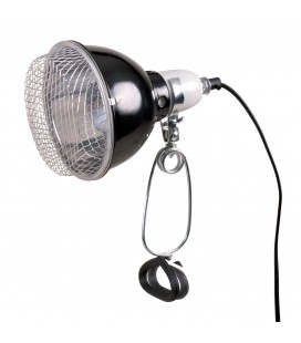Lampe-Pince-Réflecteur, Diam 14 x 17 cm