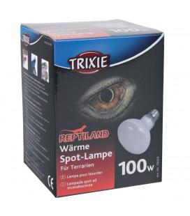 Lampe spot à chaleur 100w