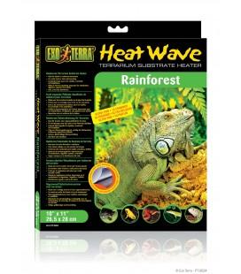 Heat Wave Rainforest / Pellicule chauffante de substrat pour terrarium humide