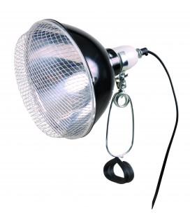 Lampe-pince-réflecteur, diam 21 x 19 cm