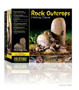 ROCK OUTCROPS M EXO TERRA