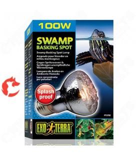 LAMP SWAMP BASKING SPOT 100W EXO TERRA