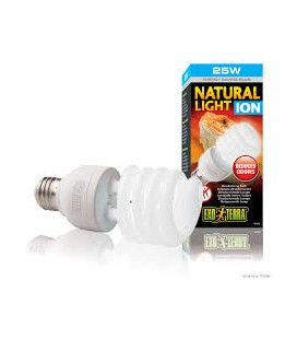 FLUO COMPACT 25W NATURAL LIGHT ION