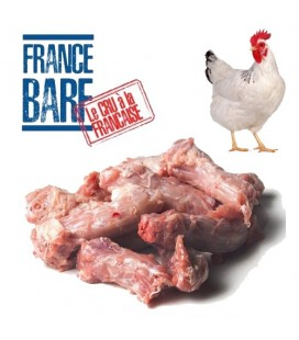 Cous de poulet - 1kg