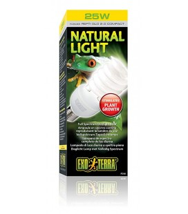 NATURAL LIGHT 25W EXO TERRA