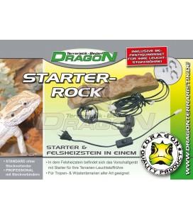 STARTER-ROCK T8 professional Pierre couleur sable 18/20w