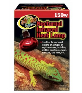 Repti Lampe Spot Infra rouge 150W