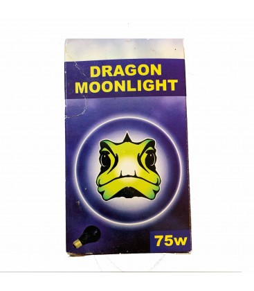 DRAGON AMPOULE CLAIR DE LUNE 75WATT