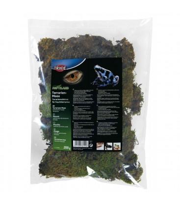 Mousse pour terrarium, substrat pour terrarium humide 200gr trixie
