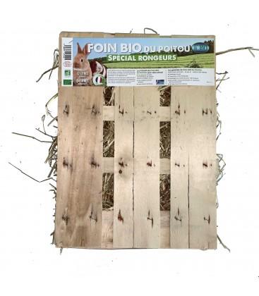 Foin BIO du Poitou (Spécial Rongeur)