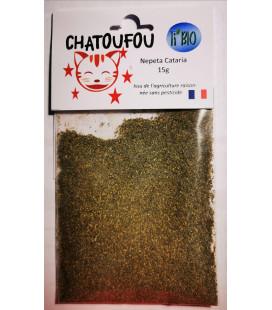 CHATOUFOU (NEPETA CATARIA séché broyé) 15gr