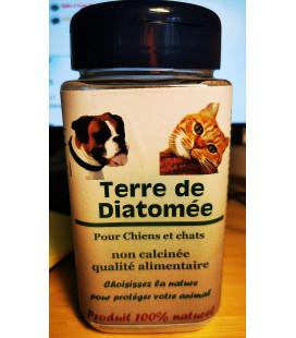 TERRE DE DIATOMEE chiens et chats