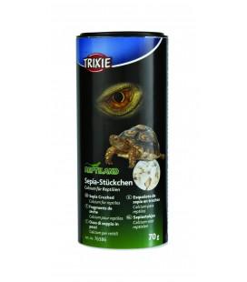 Débris de sepia, Calcium pour reptiles, 250ml/70gr