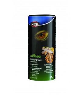 Larves de vers de farine séchés 250ml/35gr