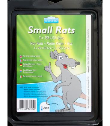 Pack  de 3 rats 90-150g (blister noir)