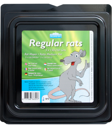 Pack rats 150-250g