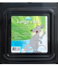 Pack de 3 rats 250-350g (blister noir)